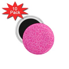 Pink Pattern 1 75  Magnets (10 Pack)  by Valentinaart