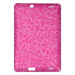 Pink Pattern Amazon Kindle Fire Hd (2013) Hardshell Case by Valentinaart