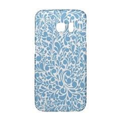 Blue Pattern Galaxy S6 Edge by Valentinaart