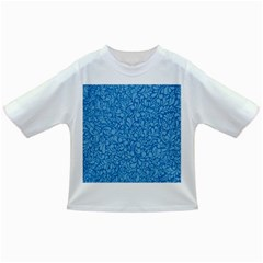 Blue Pattern Infant/toddler T Shirts by Valentinaart