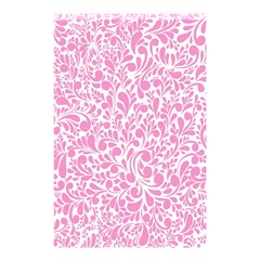 Pink Pattern Shower Curtain 48  X 72  (small)  by Valentinaart