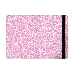 Pink Pattern Apple Ipad Mini Flip Case by Valentinaart