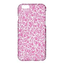 Pink Pattern Apple Iphone 6 Plus/6s Plus Hardshell Case by Valentinaart