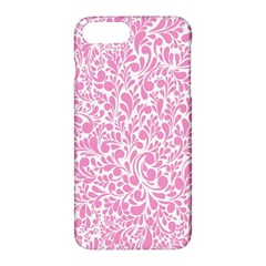 Pink Pattern Apple Iphone 7 Plus Hardshell Case by Valentinaart