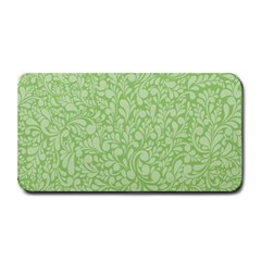 Green Pattern Medium Bar Mats by Valentinaart