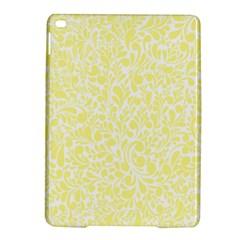 Yellow Pattern Ipad Air 2 Hardshell Cases by Valentinaart