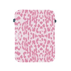 Leopard Pink Pattern Apple Ipad 2/3/4 Protective Soft Cases by Valentinaart