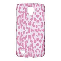 Leopard Pink Pattern Galaxy S4 Active by Valentinaart