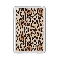 Leopard Pattern Ipad Mini 2 Enamel Coated Cases by Valentinaart