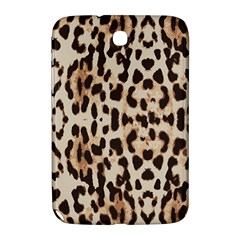 Leopard Pattern Samsung Galaxy Note 8 0 N5100 Hardshell Case  by Valentinaart