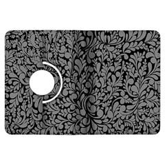 Pattern Kindle Fire Hdx Flip 360 Case by Valentinaart