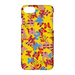 Butterflies  Apple Iphone 7 Hardshell Case by Valentinaart
