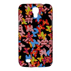 Butterflies Samsung Galaxy Mega 6 3  I9200 Hardshell Case by Valentinaart
