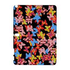 Butterflies Galaxy Note 1 by Valentinaart