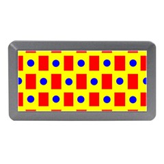 Pattern Design Backdrop Memory Card Reader (mini) by Amaryn4rt
