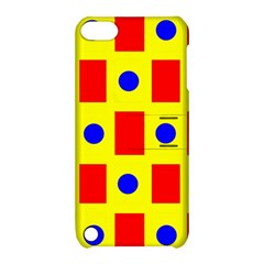 Pattern Design Backdrop Apple Ipod Touch 5 Hardshell Case With Stand by Amaryn4rt