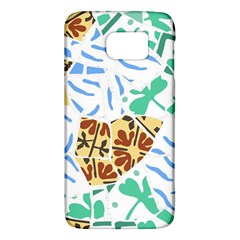 Broken Tile Texture Background Galaxy S6 by Amaryn4rt