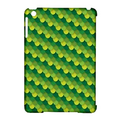 Dragon Scale Scales Pattern Apple Ipad Mini Hardshell Case (compatible With Smart Cover) by Amaryn4rt