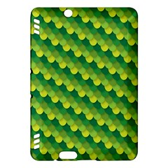 Dragon Scale Scales Pattern Kindle Fire Hdx Hardshell Case by Amaryn4rt
