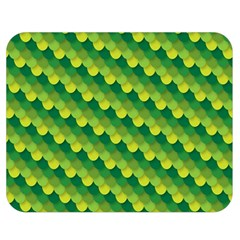 Dragon Scale Scales Pattern Double Sided Flano Blanket (medium)  by Amaryn4rt