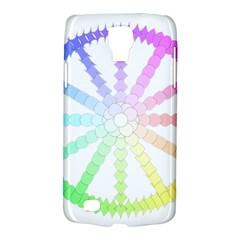Polygon Evolution Wheel Geometry Galaxy S4 Active by Amaryn4rt