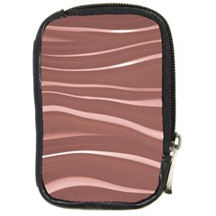 Lines Swinging Texture Background Compact Camera Cases by Amaryn4rt