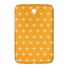Yellow Stars Light White Orange Samsung Galaxy Note 8 0 N5100 Hardshell Case  by Alisyart