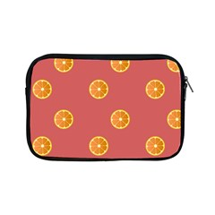 Oranges Lime Fruit Red Circle Apple Ipad Mini Zipper Cases by Alisyart