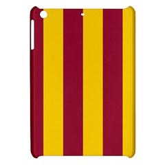Red Yellow Flag Apple Ipad Mini Hardshell Case by Alisyart
