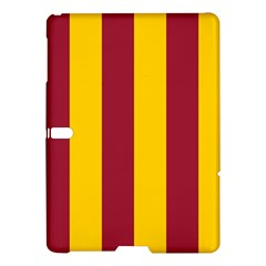 Red Yellow Flag Samsung Galaxy Tab S (10 5 ) Hardshell Case  by Alisyart