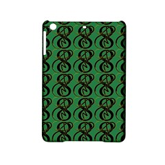 Abstract Pattern Graphic Lines Ipad Mini 2 Hardshell Cases by Amaryn4rt