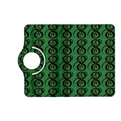 Abstract Pattern Graphic Lines Kindle Fire Hd (2013) Flip 360 Case by Amaryn4rt