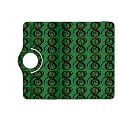 Abstract Pattern Graphic Lines Kindle Fire Hdx 8 9  Flip 360 Case by Amaryn4rt