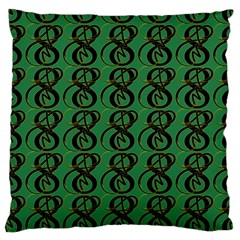 Abstract Pattern Graphic Lines Standard Flano Cushion Case (two Sides) by Amaryn4rt