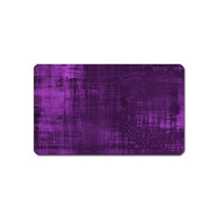 Background Wallpaper Paint Lines Magnet (name Card) by Amaryn4rt