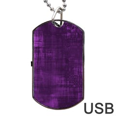 Background Wallpaper Paint Lines Dog Tag Usb Flash (two Sides) by Amaryn4rt