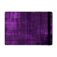 Background Wallpaper Paint Lines Apple Ipad Mini Flip Case by Amaryn4rt
