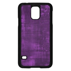 Background Wallpaper Paint Lines Samsung Galaxy S5 Case (black)