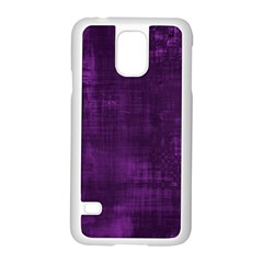Background Wallpaper Paint Lines Samsung Galaxy S5 Case (white) by Amaryn4rt