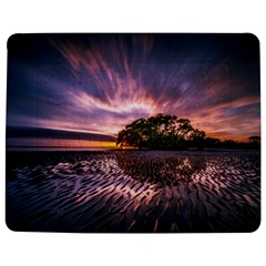 Landscape Reflection Waves Ripples Jigsaw Puzzle Photo Stand (rectangular) by Amaryn4rt