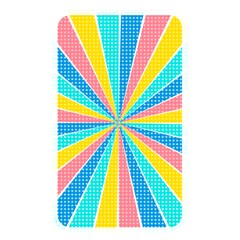 Rhythm Heaven Megamix Circle Star Rainbow Color Memory Card Reader by Alisyart