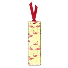 Flamingo Pattern Small Book Marks by Valentinaart