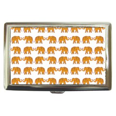 Indian Elephant  Cigarette Money Cases by Valentinaart