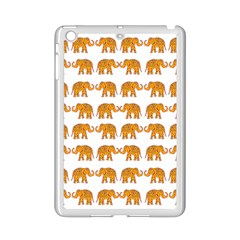 Indian Elephant  Ipad Mini 2 Enamel Coated Cases by Valentinaart