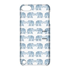 Indian Elephant  Apple Ipod Touch 5 Hardshell Case With Stand by Valentinaart