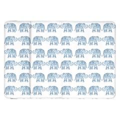 Indian Elephant  Samsung Galaxy Tab 8 9  P7300 Flip Case by Valentinaart
