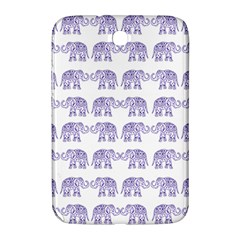 Indian Elephant Pattern Samsung Galaxy Note 8 0 N5100 Hardshell Case  by Valentinaart