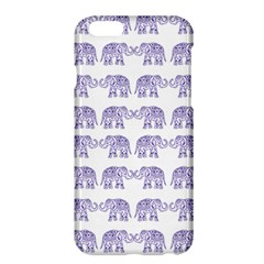 Indian Elephant Pattern Apple Iphone 6 Plus/6s Plus Hardshell Case by Valentinaart