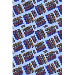Abstract Pattern Seamless Artwork 5 5  X 8 5  Notebooks by Amaryn4rt