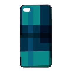 Boxes Abstractly Apple Iphone 4/4s Seamless Case (black) by Amaryn4rt